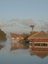 Cabins of hotel Guamá