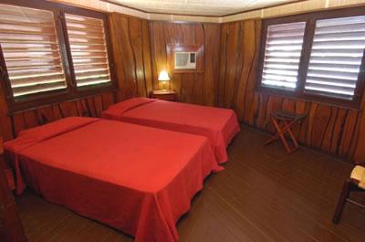 Standard room of hotel Guamá