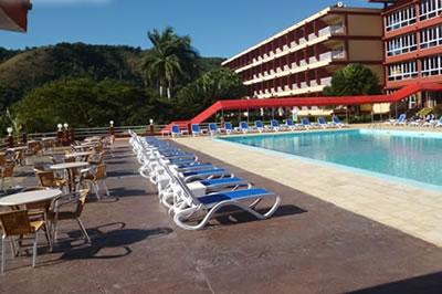 Hotel Habanilla Pool