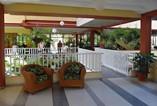 Hotel Hanabanilla lobby, Villa Clara, Cuba