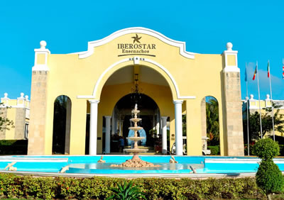 Hotel Iberostar Ensenachos Grand Village Facade