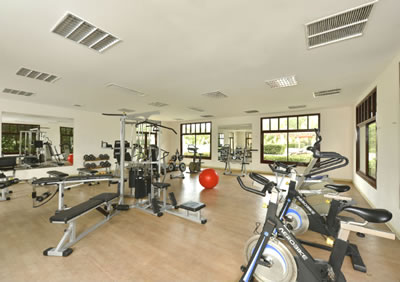 Hotel Iberostar Ensenachos Grand Village Gym