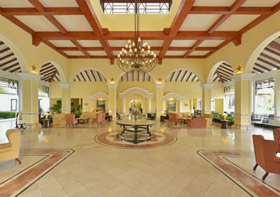 Hotel Iberostar Ensenachos Grand Village Lobby