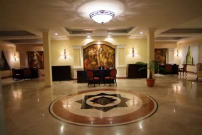 Lobby of hotel Iberostar Ensenachos Spa Suites