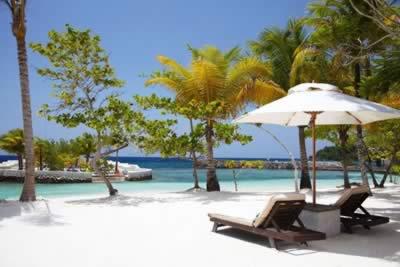 Hotel Iberostar Playa Pilar beach,Cuba