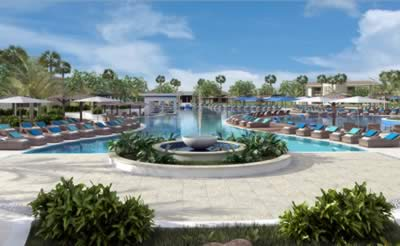 Hotel Iberostar Playa Pilar pool,Cuba