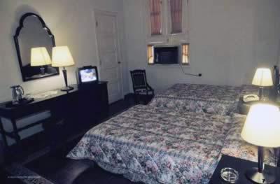 Habitación Standard del Hotel Inglaterra