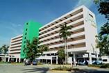 Fachada del hotel Jagua