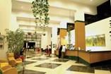 Lobby del Hotel Jagua