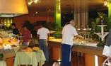 Restaurante buffet del Hotel Kohly, La Habana