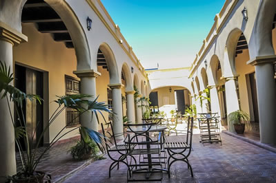 Hotel La Avellaneda Restaurante