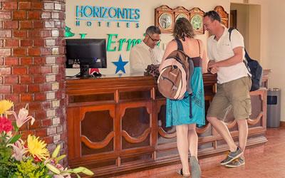 Hotel La Ermita Lobby