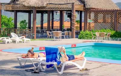 Hotel La Ermita Pool