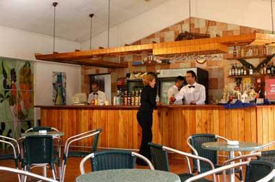 Hotel La Granjita Bar