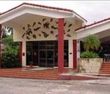 Santa Clara Hotel La Granjita Entrance