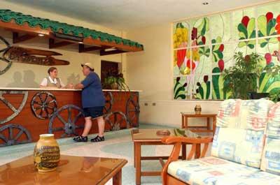 Hotel La Granjita Lobby
