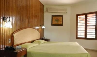 Hotel La Granjita Habitacion