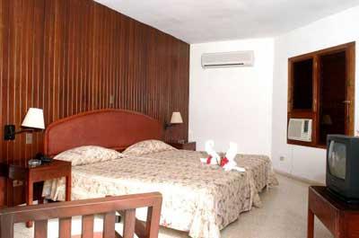 Hotel La Granjita Room