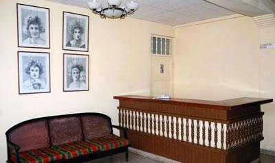 Hotel La Rusa Lobby
