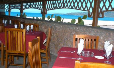 Hotel La Rusa Restaurant