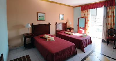 Hotel La Union Habitacion