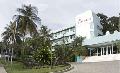 Hotel Las Americas Fachada