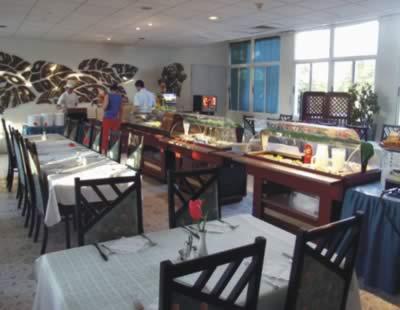 Hotel Las Americas Restaurant