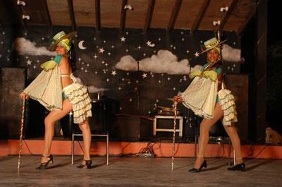 Cabaret del Hotel Las Cuevas