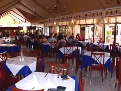 Restaurante del Hotel Las Cuevas