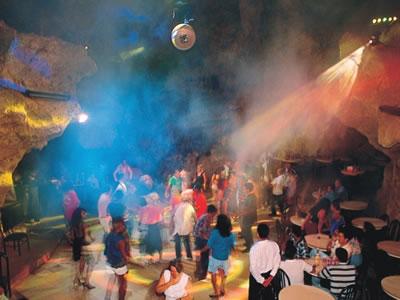 Discoteca del Hotel Las Cuevas