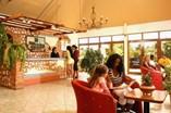 Lobby of Hotel Las Cuevas