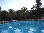 Pool of Hotel Las Cuevas