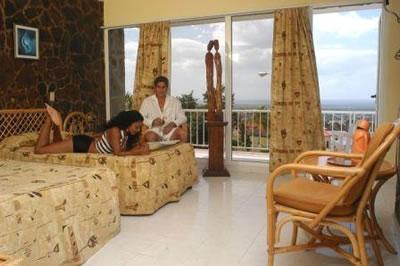 Standard Room of Hotel Las Cuevas