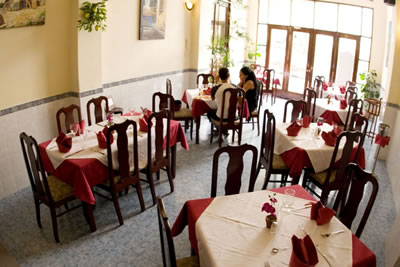Hotel Libertad Restaurant