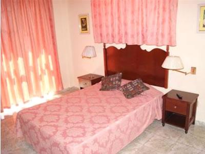 Habitación estándar del hotel Lido