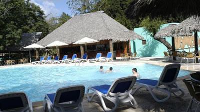 Hotel Los Caneyes Pool