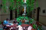 Hotel Los Frailes Patio