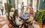 Hotel Los Frailes Restaurante