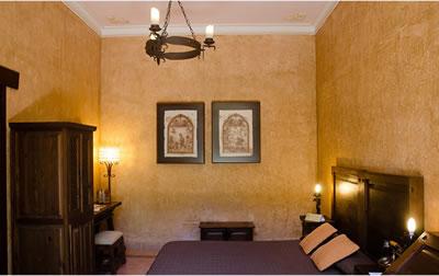 Hotel Los Frailes Room