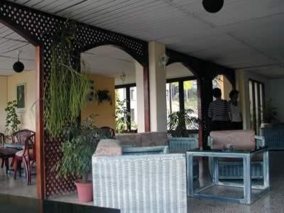 Hotel Los Helechos Lobby