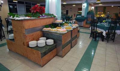 Hotel Los Helechos Restaurant