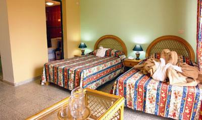 Hotel Los Helechos Habitacion