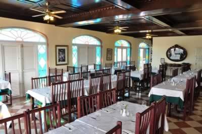 Hotel Los Jazmines Restaurant