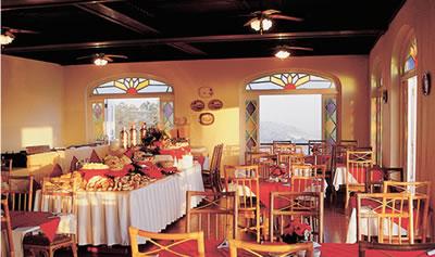 Hotel Los Jazmines Restaurante