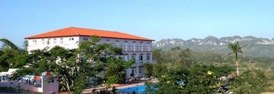 Hotel Los Jazmines Vista