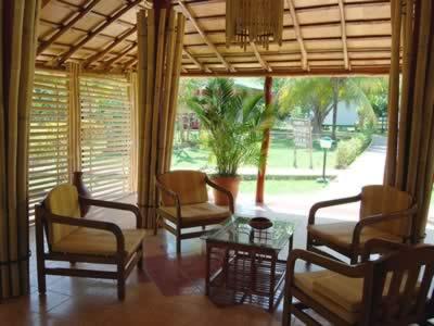 Lobby del Hotel Ma Dolores, Trinidad