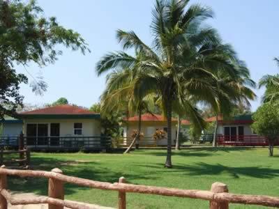 Vista del Hotel Ma Dolores, Trinidad