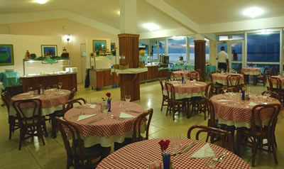 Hotel Maria La Gorda Restaurant