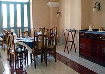 Hotel Mascotte Restaurant