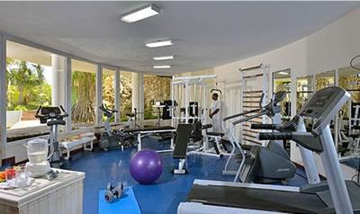 Hotel Melia Cayo Coco Gym